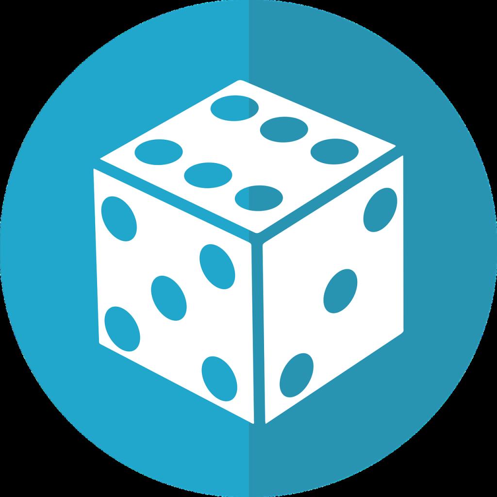 randomized trial, randomized experiment, dice